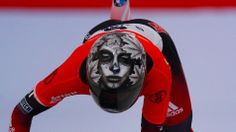 These Trippy Helmets Might Actually Make You Watch Olympic Skeleton