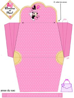Kit para Festas - Mickey e Minnie