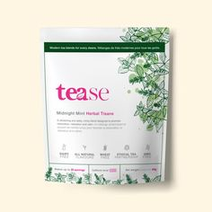 A refreshing and zesty, minty blend designed to promote restoration, relaxation and calm. Decadent Chocolate, Mint Chocolate, After Eight Chocolate, Le Dodo, Tea Before Bed, Relaxing Tea, Mint Tea, Tea Blends, Guilt Free