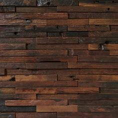$13.96/ sq ft - Antiqued Rustic Wood Mosaic