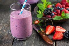 Antioxidant Berry Smoothie