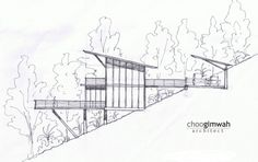 The Deck House, Pahang, Malaysia, by Choo Gim Wah Architect