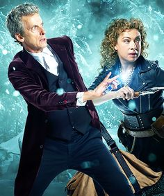 Doctor Who: The Husbands Of River Song - Christmas 2015