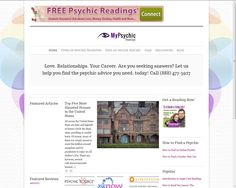 Love Psychics is now feature listed  http://mypsychicreadings.org/