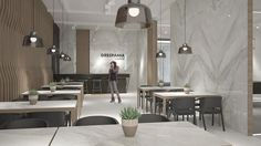 #Grespania at #Cevisama 2017. Visit us! #ceramics #tiles #interiordesign #booth #render #trends #interiordesign #architecture