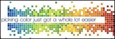 good blog post on making choosing color easier