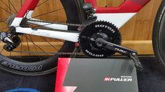 #cervelo #p5 #rotor #powermeter
