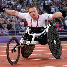 Inspiration! www.selfcatheters.com #inspiration #inspire #paralympics