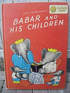 I loved Babar