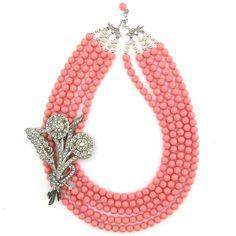 As Days Go By necklace by Elva Fields #elvafields