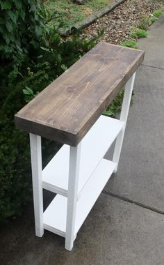 Home Interior Wall .Home Interior Wall Diy Home Decor Projects, Diy Wood Projects, Furniture Projects, Furniture Design, Decor Ideas, Diy Table, Entry Table Diy, Entry Tables, Bedside Table Ideas Diy