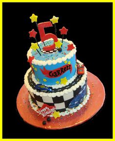 hotwheels birthday cake - Google Search