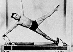 Biography of Joseph Pilates - pilates reformer