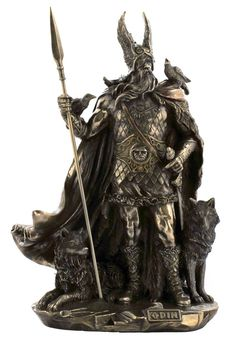 Odin All knowing  Father of Gods..Lord of Asgard.......Norse mythology....