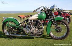 1939 Crocker 'Big Tank' 1200