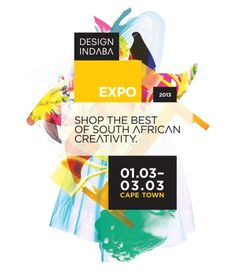 The best of South African design, all in one place. Friday 1 March to Sunday 3 March 2013.