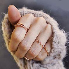 'i have enough diamond rings' - said no one ever ;-) I NEWONE-SHOP.COM