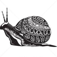 Resultado de imagen de tatuajes pequeños caracol