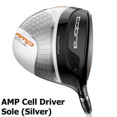 Make your next driver the COBRA Golf AMP Cell Men's Driver. Adjustable to six settings between 8.5 thru 11.5, and available in four cool colors, this driver will help you hit the ball longer and straighter off the tee, and HAVE MORE FUN!