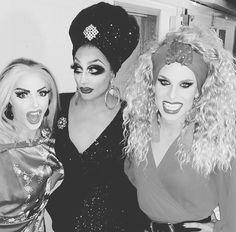 Alyssa, Bianca & Katya