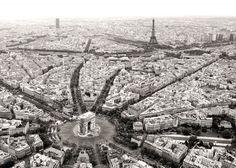 Großstadt Paris