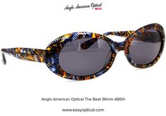 Anglo American Optical The Beat 56mm ABSH Beats, Sunglasses, American, Sunnies, Shades, Eyeglasses, Glasses