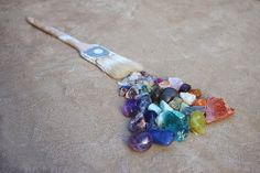We are the music makers & the dreamers of dreams Rainbow Rocks, Over The Rainbow, Crystals And Gemstones, Stones And Crystals, Rainbow Galaxy, Rock Paper Scissors, Rainbow Connection, Animal Bones, Antique Keys