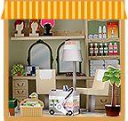 美容室の入り口画像 tons of printable toys Free to Print