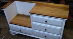 Dresser to Bench 10