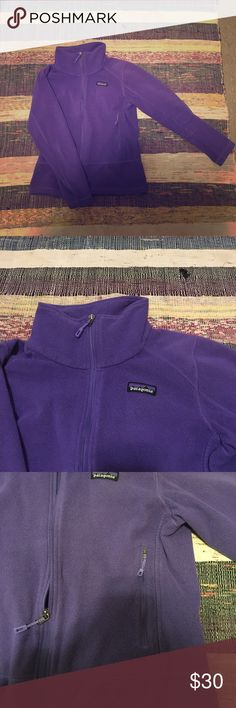 Patagonia Fleece Patagonia Fleece Small. Slight rip on right sleeve (see pic) Patagonia Jackets & Coats