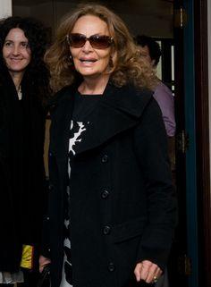 Diane von Furstenberg Photo - Diane Von Furstenberg Gives A Vital Voices Press Briefing