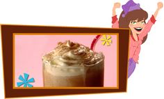 Super-duper cocoa-rific coffee malt  Hungry girl 70 cal