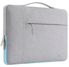 Mosiso 12.9-13.3 inch Notebook Briefcase Bag Carrying Case for Macbook Air Pro 13 Ipad Pro 12.9 inch Men Women