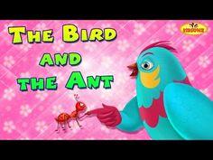 The Bird And The Ant English Short Stories For Children KidsOne The Bird And The Ant, Short Stories The Bird and the Ant Short . English Moral Stories, Short Moral Stories, Moral Stories For Kids, Short Stories For Kids, English Story, Kindergarten Poems, Friendship Stories, Nursery Rhymes Songs