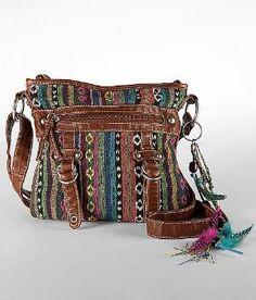 BKE Southwestern Pattern Crossbody Purse - Women's Bags   Buckle
