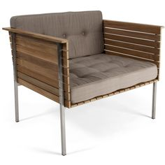 Skargaarden Haringe Lounge Chair with Cushion