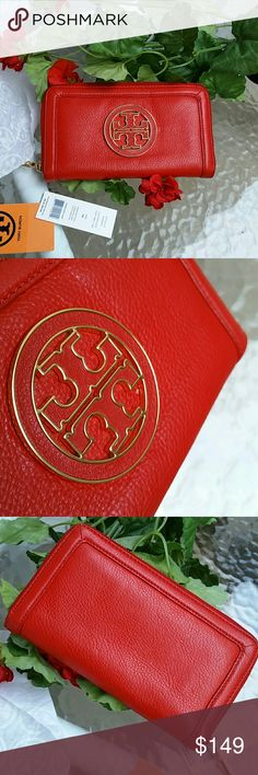 Tory Burch amanda wallet Very good condition Tory Burch Bags