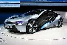 BMW i8 expected to make a debut in the Frankfurt Motor Show in September. How do you guys like this car?