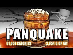 Panquake - Epic Meal Time - http://www.bestrecipetube.com/panquake-epic-meal-time/