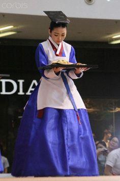 Korean Royal Hanbok Fashion Show held at K-Festival in Kuala Lumpur