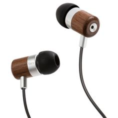 7E Earphones Walnut by Vers. Ridiculously delicious.