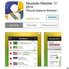 #BBCnaseleições: TSE cria app que permite acompanhar apuração dos votos em tempo real. Confira isso e muito mais em nossa página ao vivo: http://bbc.in/1nW2Fdk