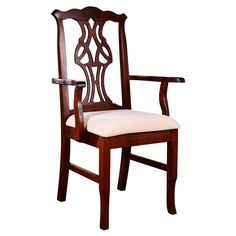 Safsil Seating Chippendale Dining Arm Chair - 036ARM-DM