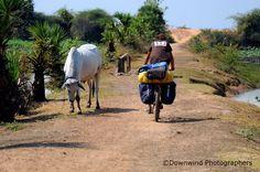 Cicloturismo in Cambogia #asia #bicicletta #viaggio