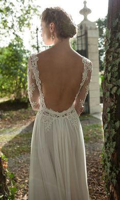 Berta Bridal Winter 2014 Collection | bellethemagazine.com