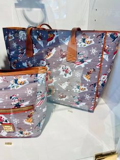 Walt's Lodge Dooney & Bourke Collection Is Perfect For The Winter Season! - bags -