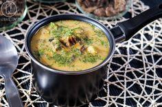 gotować! - Zupa z suszonych grzybów