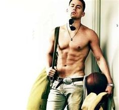 Channing Tatum Channing