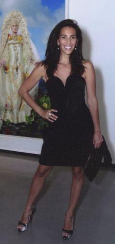 Miu Miu dress. Prada bag. Christian Louboutin lace shoes. Bottega Venetta earrrings.