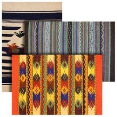 cae5ec9d3e6c5b Wool Zapotec Weaving: Assorted 2'x3' Designs Oaxaca, Loom, Friendship  Bracelets